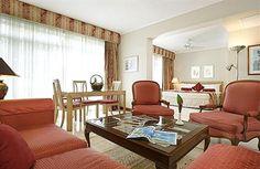 Pegasus Hotel, Carl Hooper Suite.  Guyana, South America