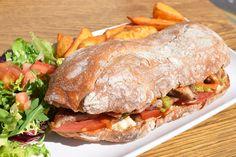 Serranito La Canasta. http://lacanasta.es/restaurante #restaurante #Malaga…