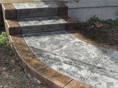 North Georgia Decorative Concrete| Stamped Concrete