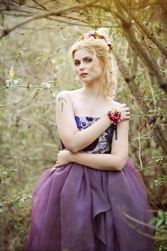 Handgelenk Corsage Flower Armband Hochzeit von MagaelaAccessories