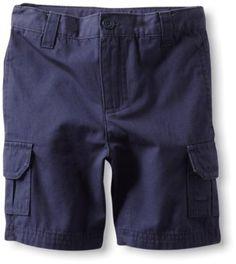 Amazon.com: Kitestrings Boys 2-7 Toddler Cargo Pocket Cotton Canvas Short: Clothing