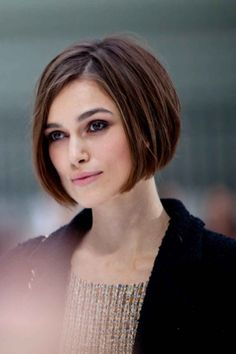 Keira Knightley's New Haircut and Other Front Row Beauty Triumphs - Beauty Editor