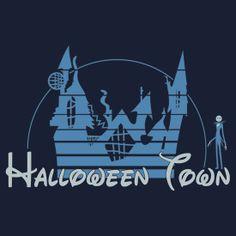 """Halloween Town"" by Jack Proctor aka JackToTheFuture .Because it's just not Halloween without Jack Skellington, the Pumpkin King of Halloween Town. Tim Burton Art, Tim Burton Films, Halloween Town, Halloween Ideas, Disney Love, Disney Art, Disney Crafts, Disney Stuff, Disney Magic"