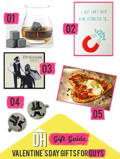 Last-Minute Valentine's Day Gifts for Guys