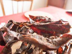 Sušené maso – Larp návody