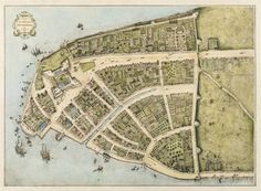 New Amsterdam (Dutch: Nieuw-Amsterdam) was a 17th-century Dutch colonial settlement on the southern tip of Manhattan Island that served as capital city of New Netherland. It was renamed New York in 1665 in honor of the Duke of York (later James II of England) when English forces seized control of Manhattan along with the rest of the Dutch colony.