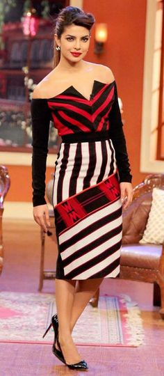 Priyanka Chopra and the Gunday had a fun-time on Comedy nights with Kapil as they promoted their film.