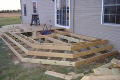 DIY. Deck Blocks. Safian April 2009   DECKPLANS