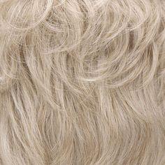 Chiristine jordan wig # 101 Platinum-Platinum Hash W/ Beige Highlights , Grey Curly Hair, Short Grey Hair, Short Hair Wigs, Curly Girl, Curly Hair Styles, Ponytail Hair Piece, Clip In Ponytail, Pony Hair, Beige Highlights