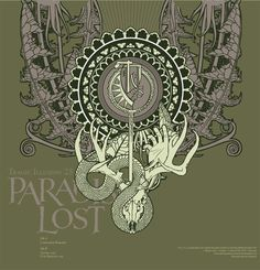 PARADISE LOST - Various projects - metastazis