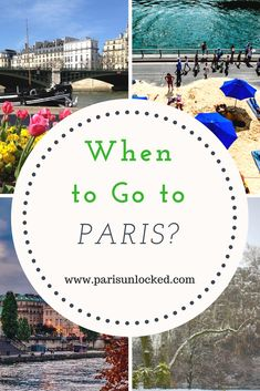 Planning a trip to #Paris? The toughest choice will be when to go! In this complete seasonal guide, I give you the pros and cons for visiting in every season-- and my insight into what's wonderful about all of them. Read on for tons of tips!