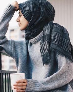 Niqab Fashion, Muslim Fashion, Fashion Wear, Modest Fashion, Hijab Casual, Hijab Style, Hijab Outfit, Hijab Moda, Hijab Collection