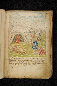 Trogen, Kantonsbibliothek Appenzell Ausserrhoden, CM Ms. 13, f. 12r – Johann von Schwarzenberg: Memorial der Tugendt