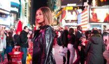 Doble modelo- La top model internacional Jourdan Dunn conversa en exclusiva sobre su carrera, metas futuras y rutina de belleza