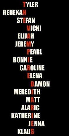T H E V A M P I R E D I A R I E S - The Vampire Diaries