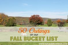 A Fall Bucket List for the Connecticut Mom (2014) Thanks for listing some of our CT Apples orchards!  Out And About Mom's Blog