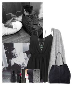 """Sans titre #603"" by faanfic-1d ❤ liked on Polyvore featuring MINKPINK, Kenneth Cole, Maybelline, MANGO, Comptoir Des Cotonniers, Topshop, Giorgio Armani and ASOS"
