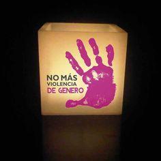 Hoy 25 de noviembre es el día mundial contra la violencia de genero. Queremos participar con un diseño muy especial. #niunamas #bastaya #niunamas
