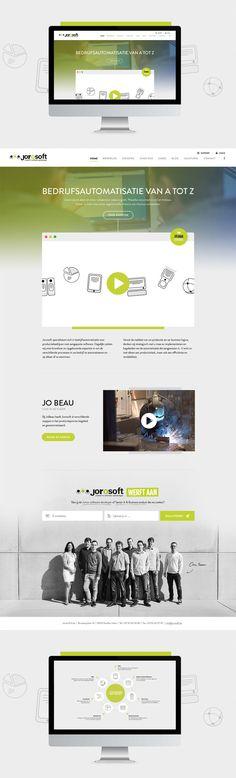Jorosoft Infographic - webdesign