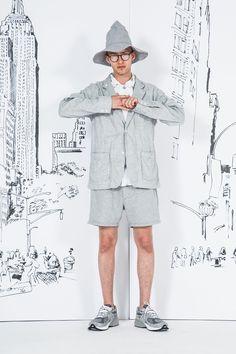 shirt blazer   Engineered Garments Spring 2017 Menswear Fashion Show