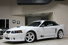 2001 Ford Mustang Saleen S281 Supercharged 2dr Convertible
