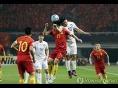 Korea suffer stunning 1 0 loss to China in World Cup qualifier World Cup Qualifiers, Latest World News, South Korea, China, Sports, Hs Sports, Excercise, Korea, Sport