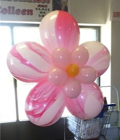 1000 images about balloon decorations on pinterest for Balloon decoration color combinations