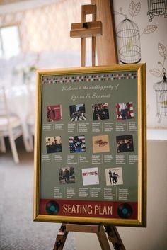 Record LP table plan Dog Wedding, Chapel Wedding, Wedding Table, Wedding Venues, Wedding Day, Wedding Flowers, Just Friends, Dog Friends, Irish Weather