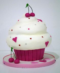 giant cupcake cake Toronto...