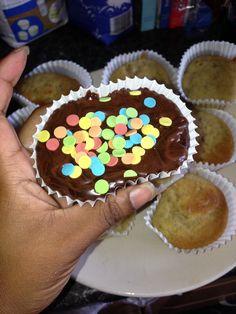 Gluten & Dairy Free Banana Muffins www.thebestdealguide.com www.thetrustedbeautyguide.com #glutenfree #dairyfree #baking #muffins