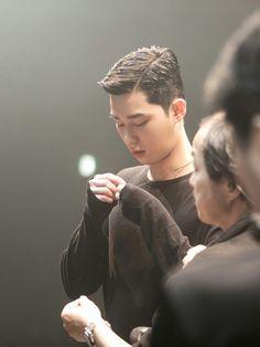 Love this hairstyle on him. Park Hae Jin, Park Hyung, Park Seo Joon, Seo Kang Joon, K Park, Park Bo Gum, Ahn Hyo Seop, Lee Seung Gi, Lee Jong Suk