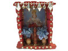 Infant Jesus of Prague Shrine//Nicho//Catholic by CherryPicks