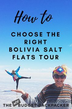 Booking the Bolivia salt flats tour once you've arrived in San Pedro de Atacama can be overwhelming. These are the 6 questions you should be asking when choosing between Uyuni Salt Flats tour companies.