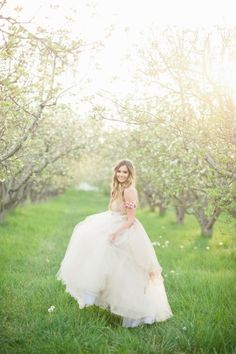 another amazing creation from wedding gowns by daci! simple floral Wedding Gowns By Daci another amazing creation from wedding gowns by daci! simple floral headpiece that gives this bride a soft elegant touch pinterest floral headpiece wedding gowns by david tutera