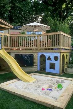 Great idea for adult time...kids downstairs