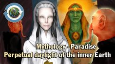 Mythology - Paradise and Perpetual Daylight of the Hollow Earth Inner - YouTube