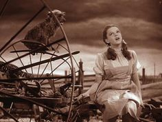 """1939 - Judy Garland in """"The Wizard of Oz"""""""