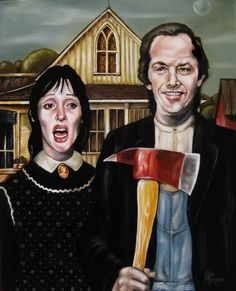 AH! 15 Bizarre Pieces of Fan Art Inspired by Horror Movies