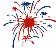 Example for rock painting. 4th of July Celebrations Around Nashville |