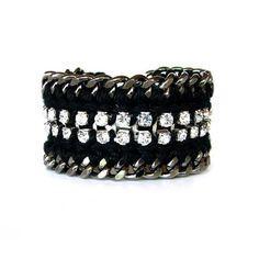 Chunky rhinrstone Bracelet