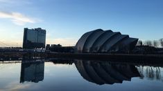 Reflections on the Clyde Glasgow, Cool Places To Visit, Opera House, The Good Place, Scotland, Pictures, Travel, Photos, Viajes
