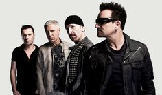 """U2 announce """"iNNOCENCE + eXPERIENCE"""" world tour 
