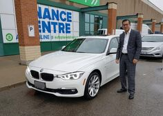 Congratulations to Lam with his purchase of a 2016 BMW 328i @autopdirect! . #autopdirect #autoplanetdirect #usedcars #happy #performanceautogroup #Brampton #bmw #canada #ontario #fall2016 #autoplanet