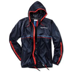BMW Unisex Motorsport Rain Jacket