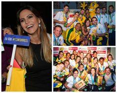 Madrinha do Time Brasil, promoter  lista as melhores baladas na Rio 2016 #globoesporte