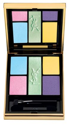 YSL Candy Face makeup Spring 2012 N°13 Ombres 5 Lumières Yves Saint Laurent  Too a7c5f18ca3f
