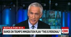 "Jorge Ramos: 'I've Never Ceased to Be Mexican and I Vote in Elections in Both Countries""  Jim Hoft Aug 26th, 2015"