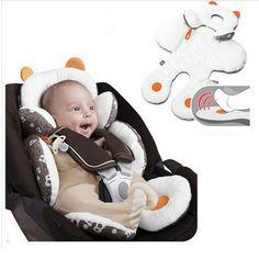 Aliexpress.com: Comprar Colchón de seguridad de coche de Bebé cochecito…