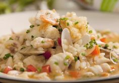 Risotto alla marinara  #ricette #food #recipes