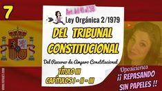 RECURSO DE AMPARO CONSTITUCIONAL [Leyes del Temario de diversas Oposicio...